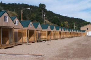 Sturgis RV Park Cabins