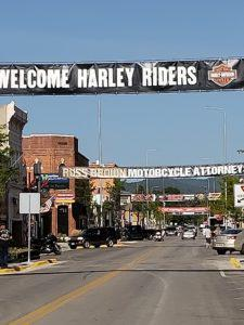 Welcome Harley Riders