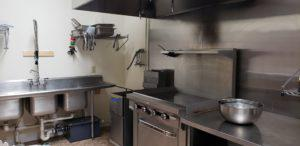 Stainless Steele Professional Kitchen