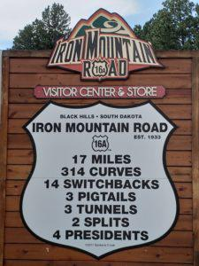 Iron Mountain Ride
