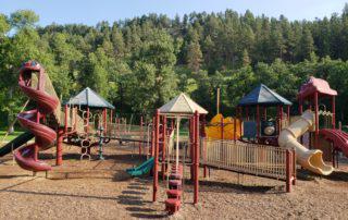 Playground Sturgis Town Park