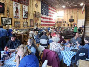 Rally Center Dinner