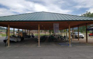 Pavillion at Sturgis RV Park