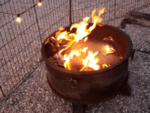 Campground Fire